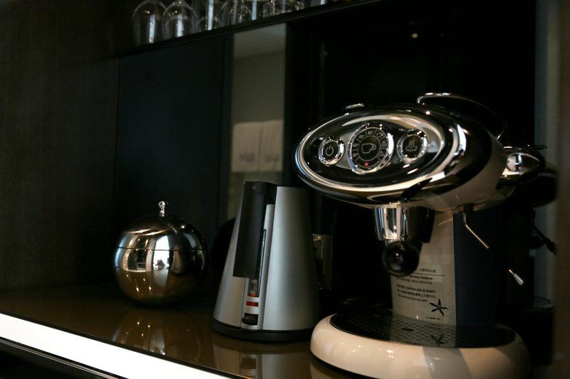 Deluxe Room Coffee Machine