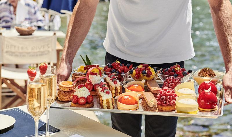 Restaurant La Passagere Desserts
