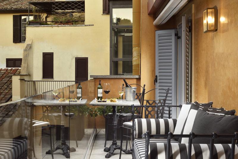 HDRAperitivo Balcony Suite