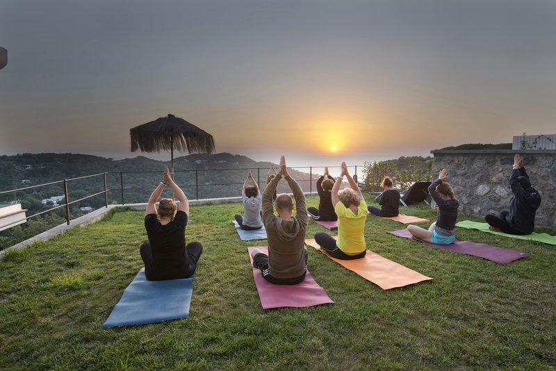 Yoga At San Montano