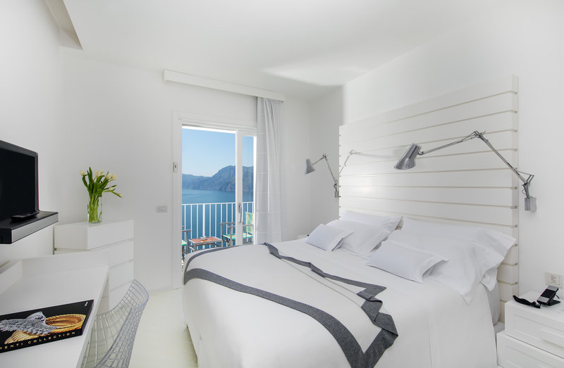 Romantic Sea View Room