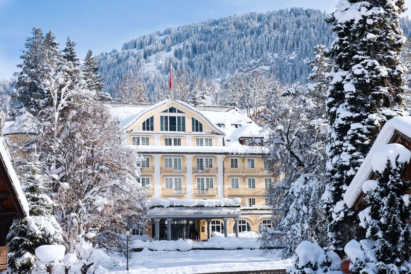 Le Grand Bellevue Winter