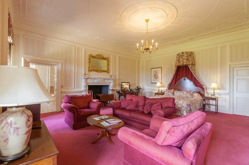 Mansion House Master Bedroom
