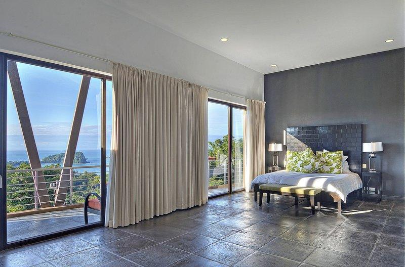 Penthouse Ocean View Suite Master Bedroom