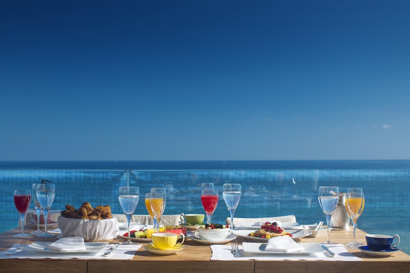 Breakfast In Villa