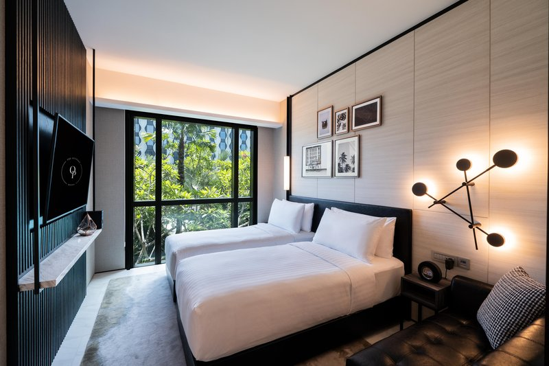 Deluxe Room Island View - Single Beds