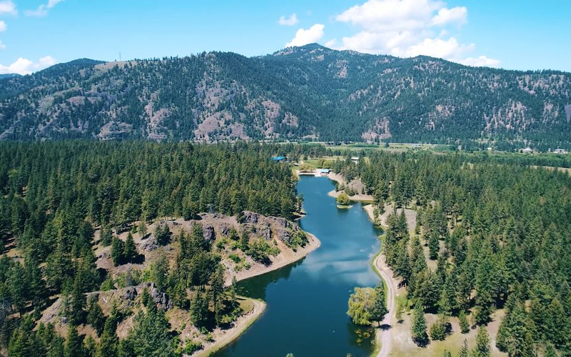 More than 1,000 Acres of Nature to Explore