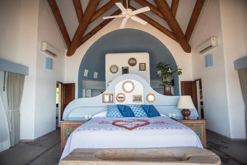 Villa El Murmullo - Guest Room