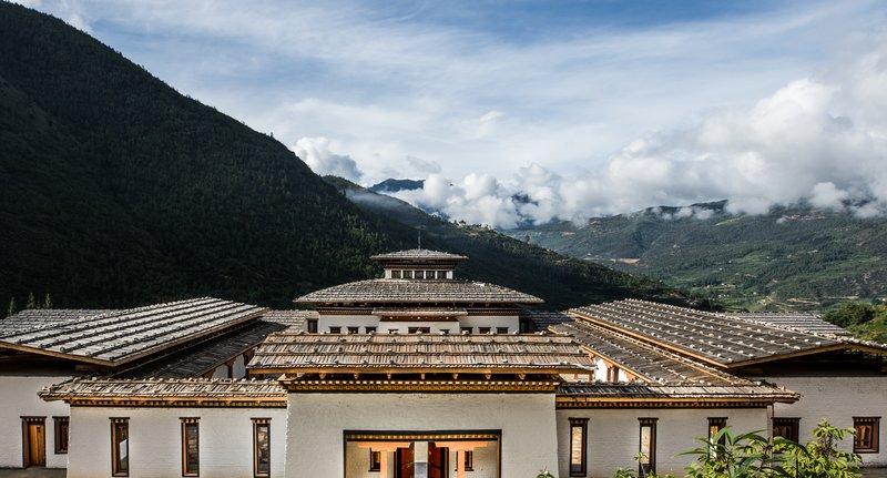 Bhutan Spirt Sanctuary