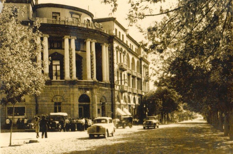 Grand Hotel Yerevan In