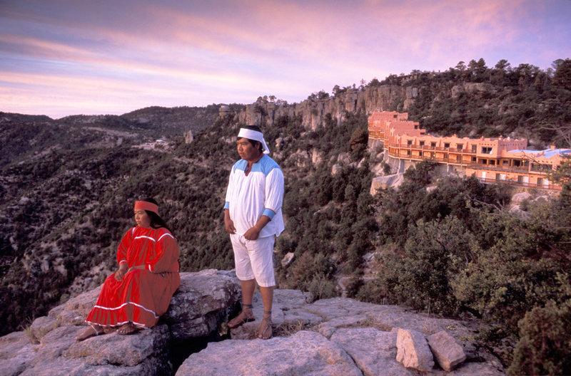 Live the Tarahumara Experience