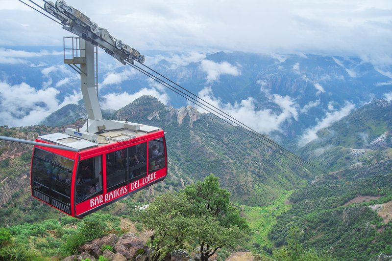 Cable Car Rides