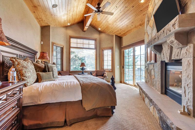 Bellemont Master Bedroom