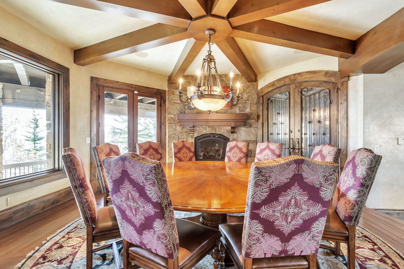 Dream Home Dining Room