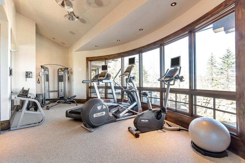 Dream Home Gym