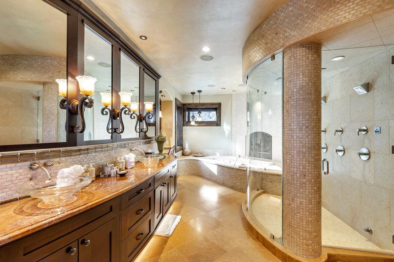 Dream Home Master Bath
