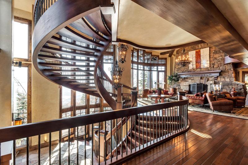 Dream Home Staircase