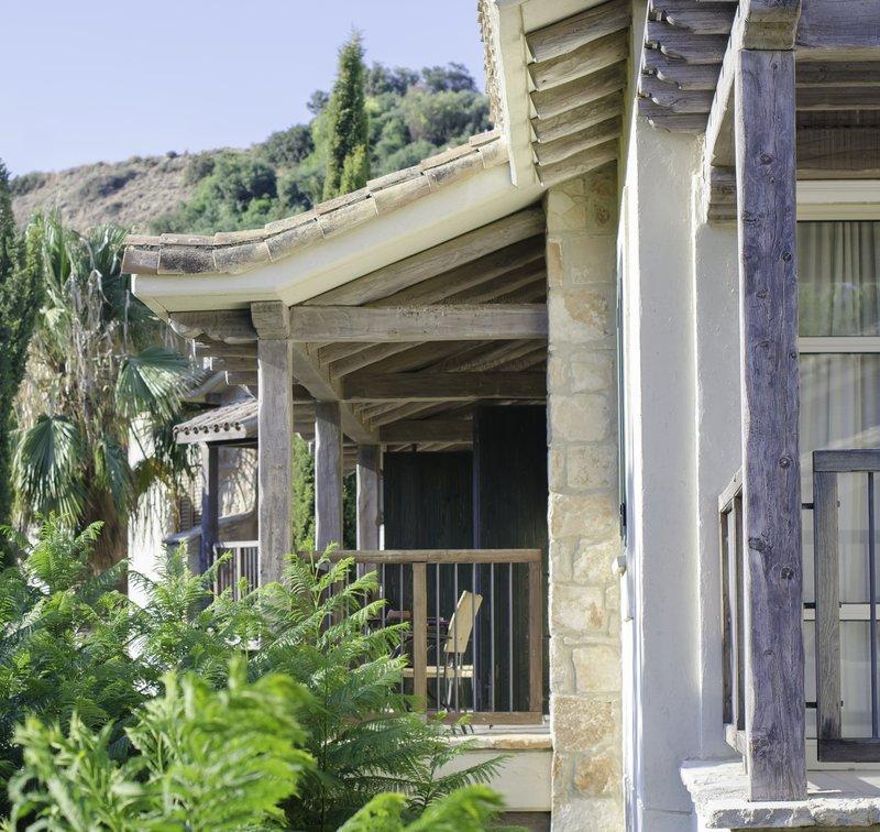 Junior Suite Garden View Balcony Exterior