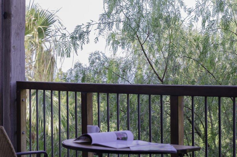 Junior Suite Garden View Balcony
