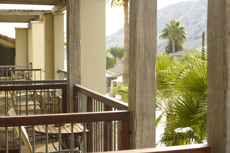 Pool View Balconies