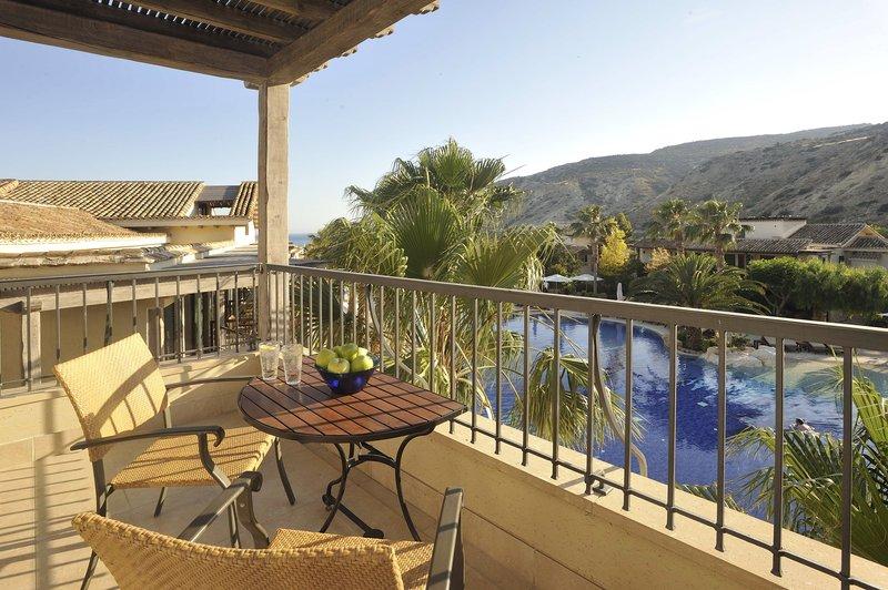 Executive Pool View Suite Balcony