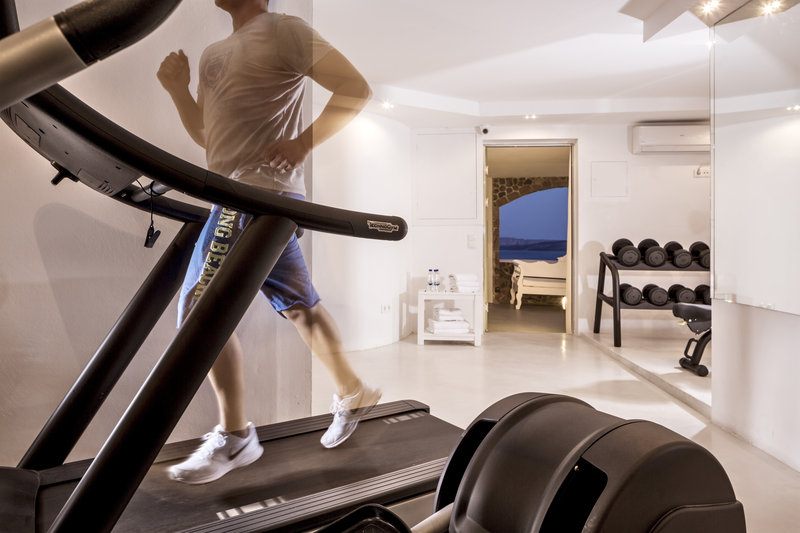 Canaves Oia Suites Gym