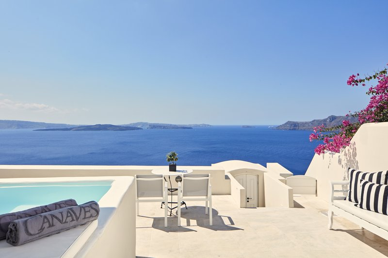 Canaves Oia Suites Honeymoon