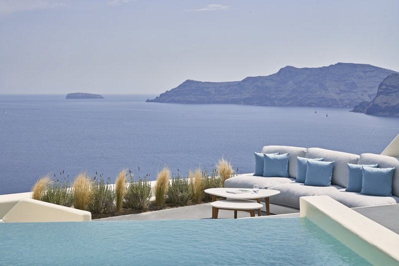 Canaves Oia Suites Royal Pool Suite