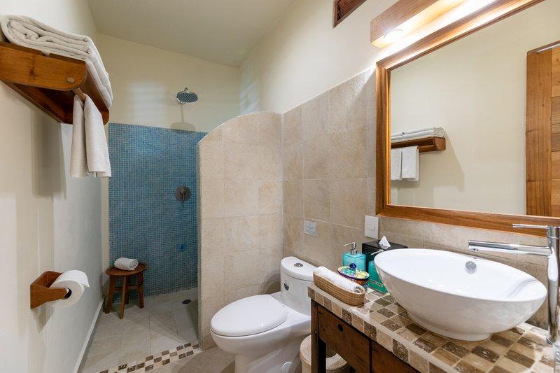 Partial Sea View Bathroom