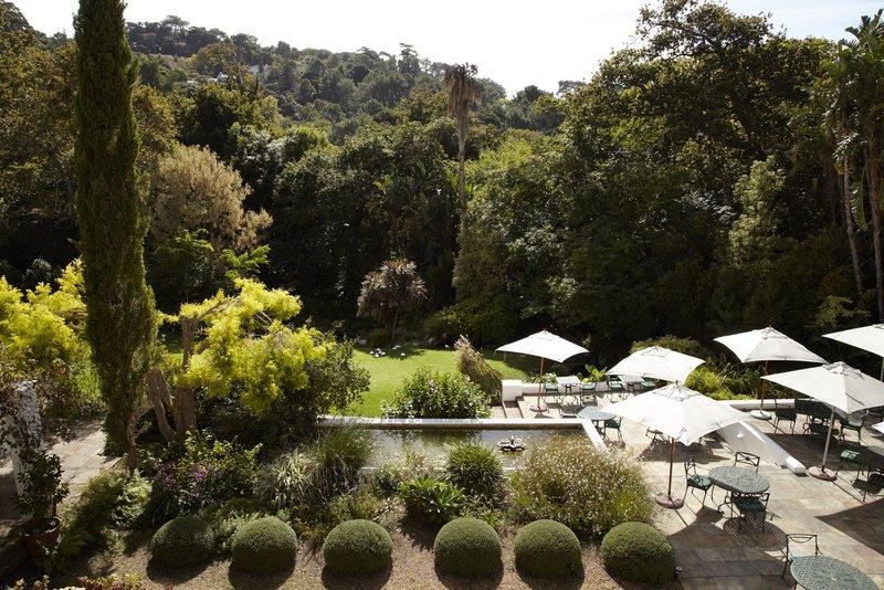 Conservatory Restaurant Terrace