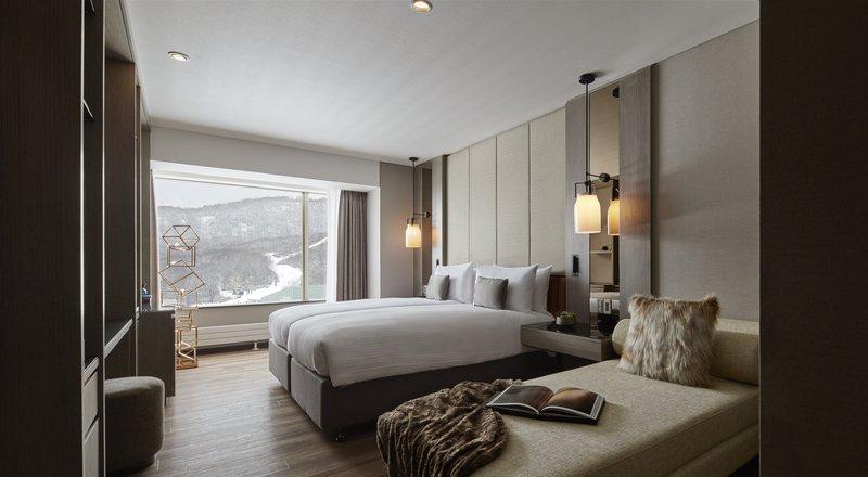 Three Bedroom Suite Rd Bedroom