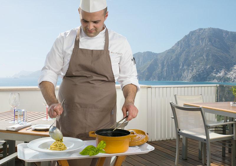 Seascape Terrace Chef Peppe