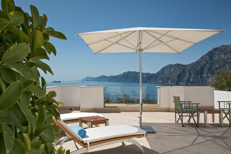 Terrace Room Outdoor Space