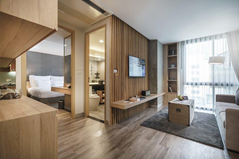 Junior Suite Overview