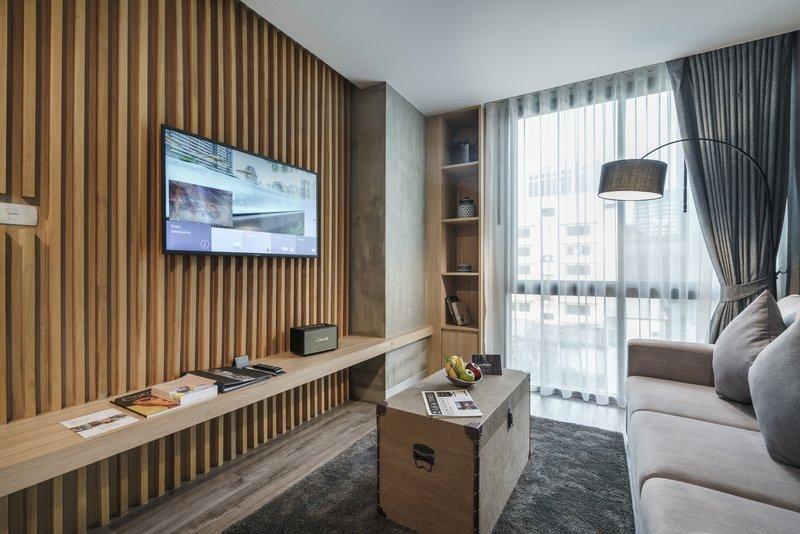 Junior Suite living Room Corner