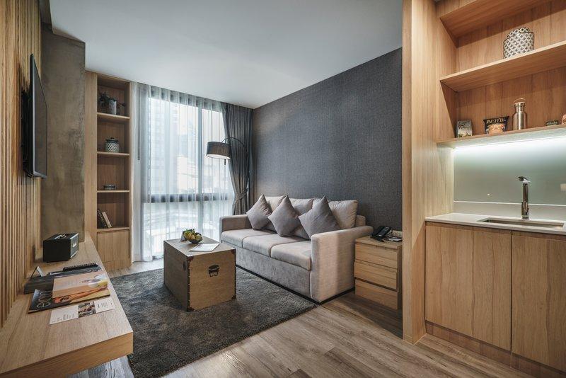 Junior Suite LivingCouch