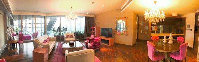 Barbie Dream House - Living Room