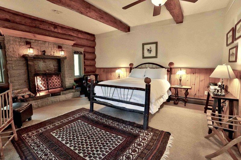 Fireplace Junior Suite Tusket