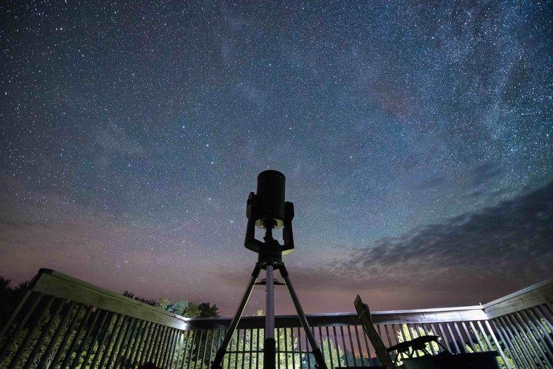 Stargazing Platform