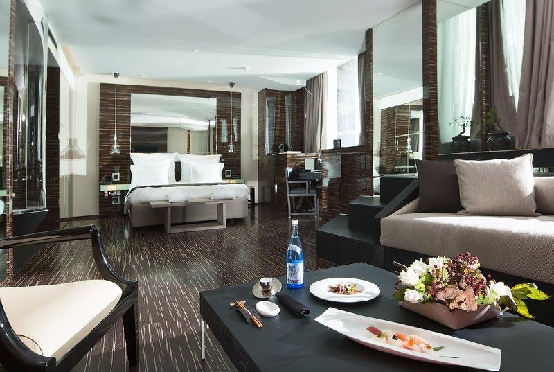 Two Bedroom Suite With Zen Garden