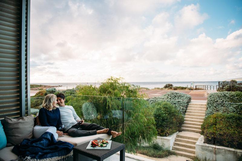 4 Bedroom Beach House Balcony