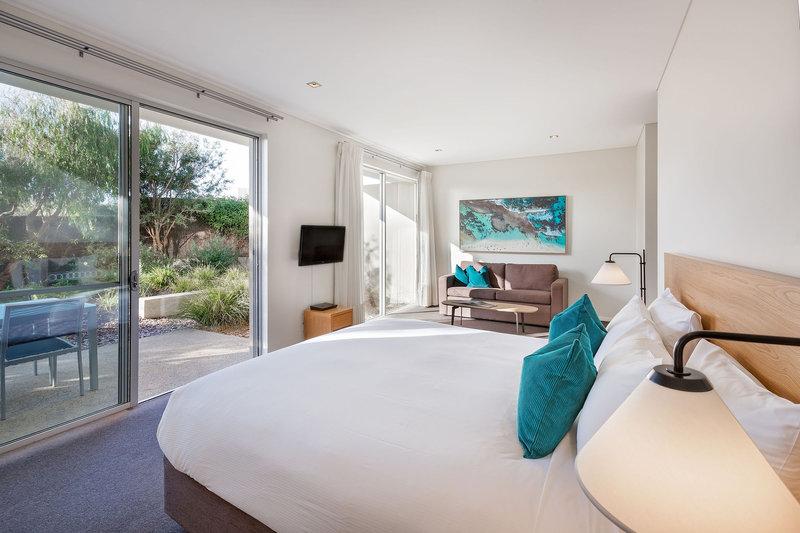 Garden Villa Second Bedroom