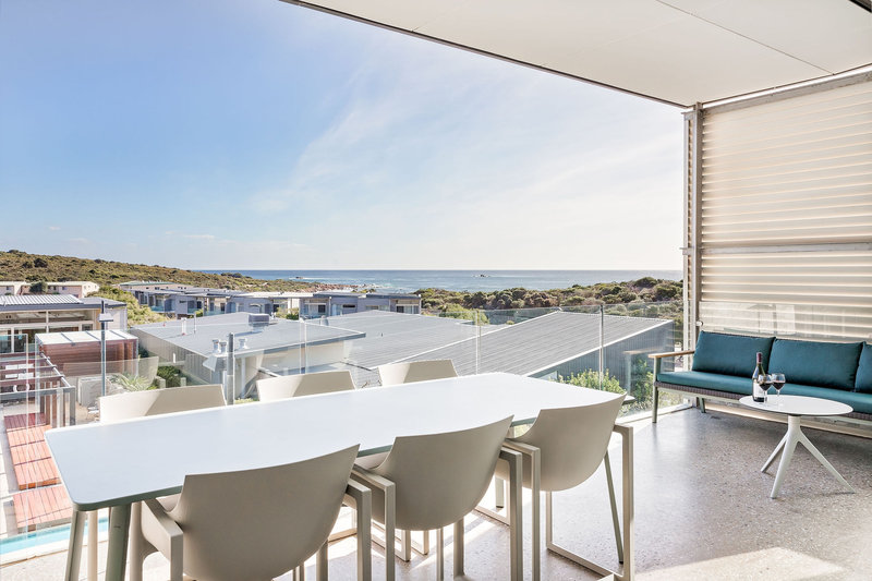 2 Bedroom Ocean View Villa Balcony