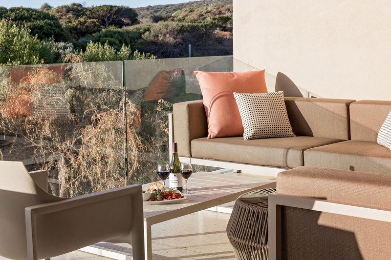 2 Bedroom Premium Beach House Balcony