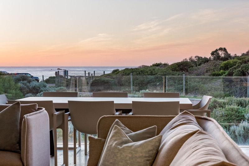 3 Bedroom Beach House Balcony