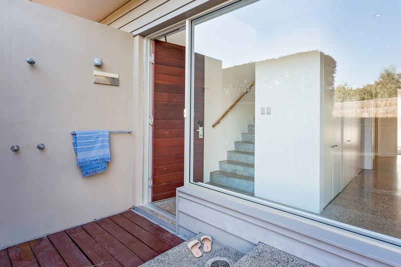 3 Bedroom Ocean View Villa Beach Shower
