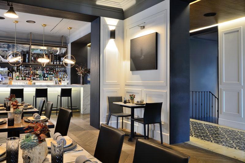 Restaurant Cocktail Bar