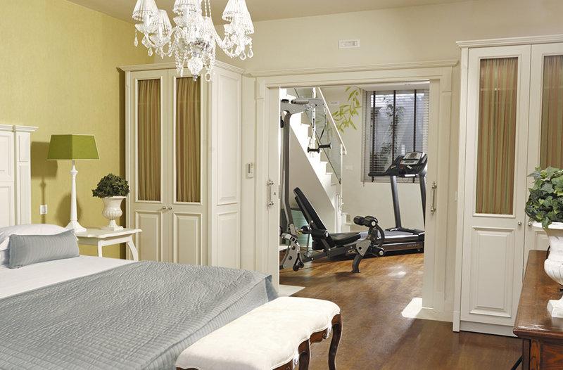 Two Bedroom Executive Spa Pool Villa