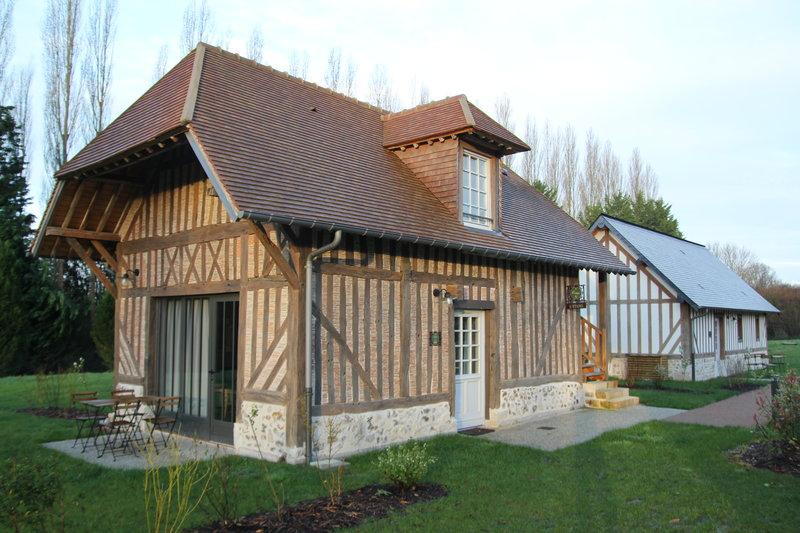 Cottage L'Etang Exterior