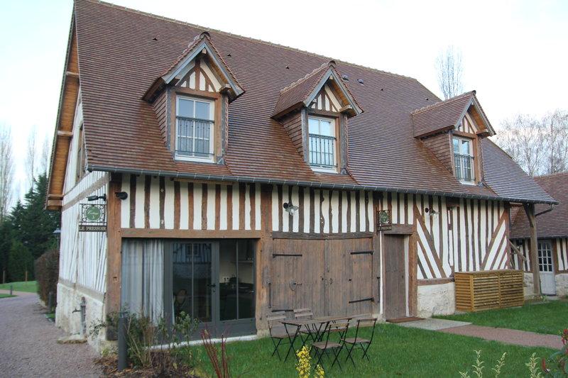 Cottage Le Pressoir Exterior